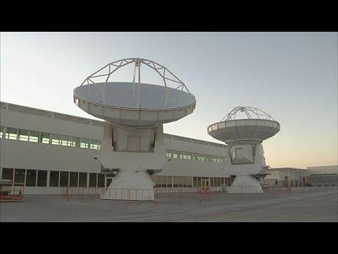 17dc679b137 An ALMA antenna on the move | ESO Россия
