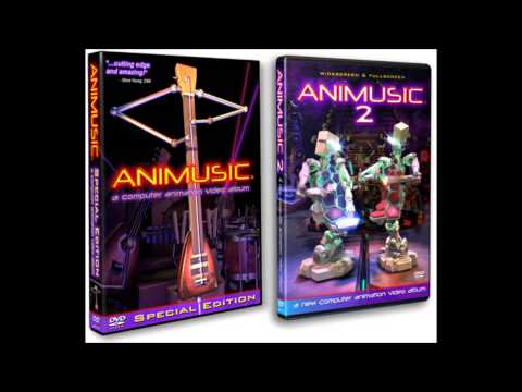 Animusic   Stick Figure