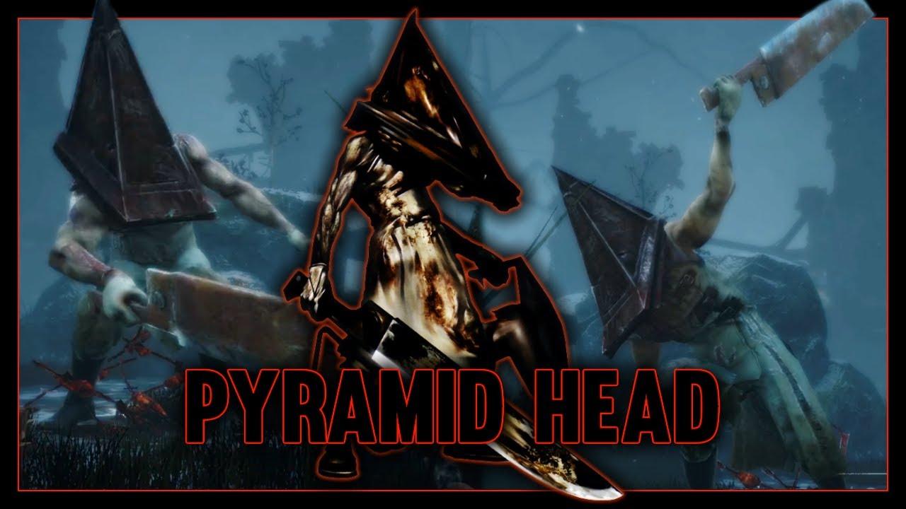 Dead by Daylight: Baby Killer plays Pyramid Head
