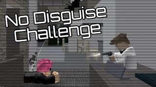 Entry Point [ROBLOX] | No Disguise Challenge | The Deposit