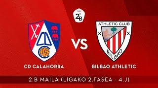 🔴 LIVE | CD Calahorra vs Bilbao Athletic | 2.B 2020-21 I Ligako 2.Fasea - 4.J