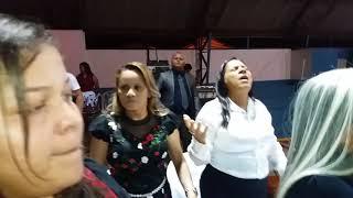 Cantor Mharcos Labareda Cantando em extensão de  Gideões na Cidade de Rondon do Pará....