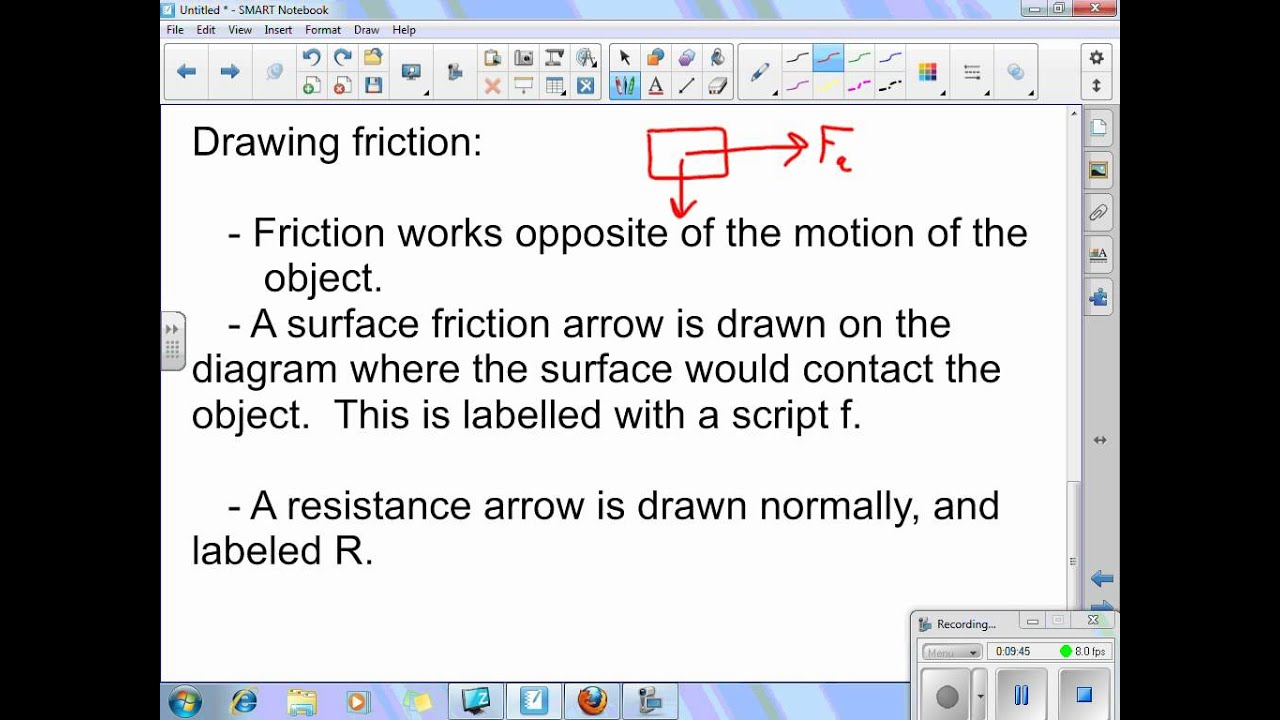 Physics unit 2 lesson 3 fbds net force and friction physics unit 2 lesson 3 fbds net force and friction introduction youtube ccuart Gallery