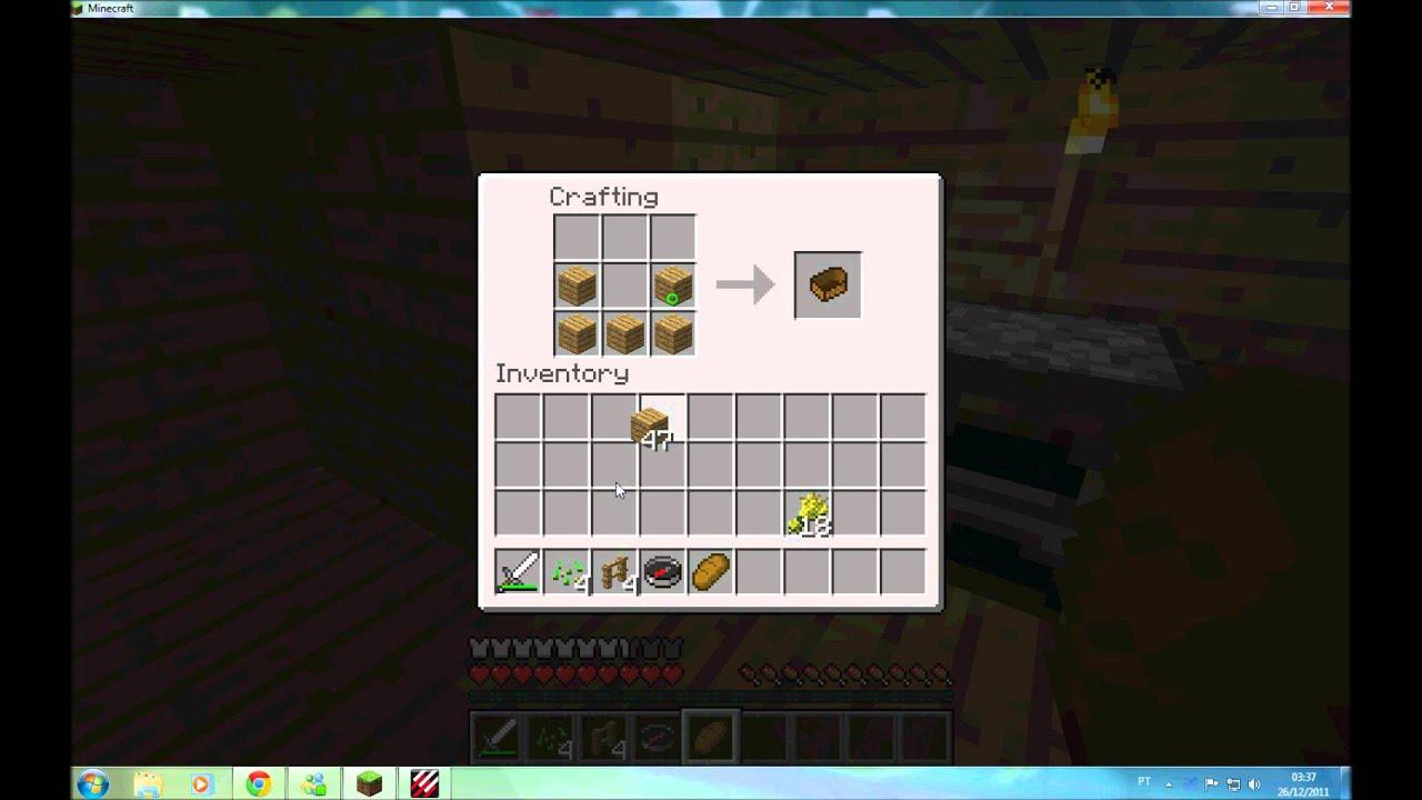 Como Fazer No Minecraft