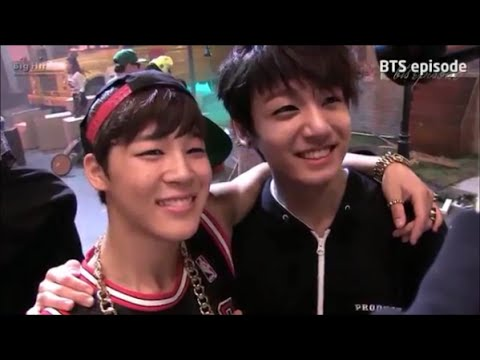 BTS 방탄소년단 Jikook Moments 2013 - 2014 | Part 1