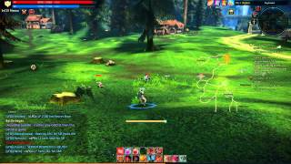 TERA Online Gameplay / PvP - The Exiled Realm of Arborea - deutsch - HD