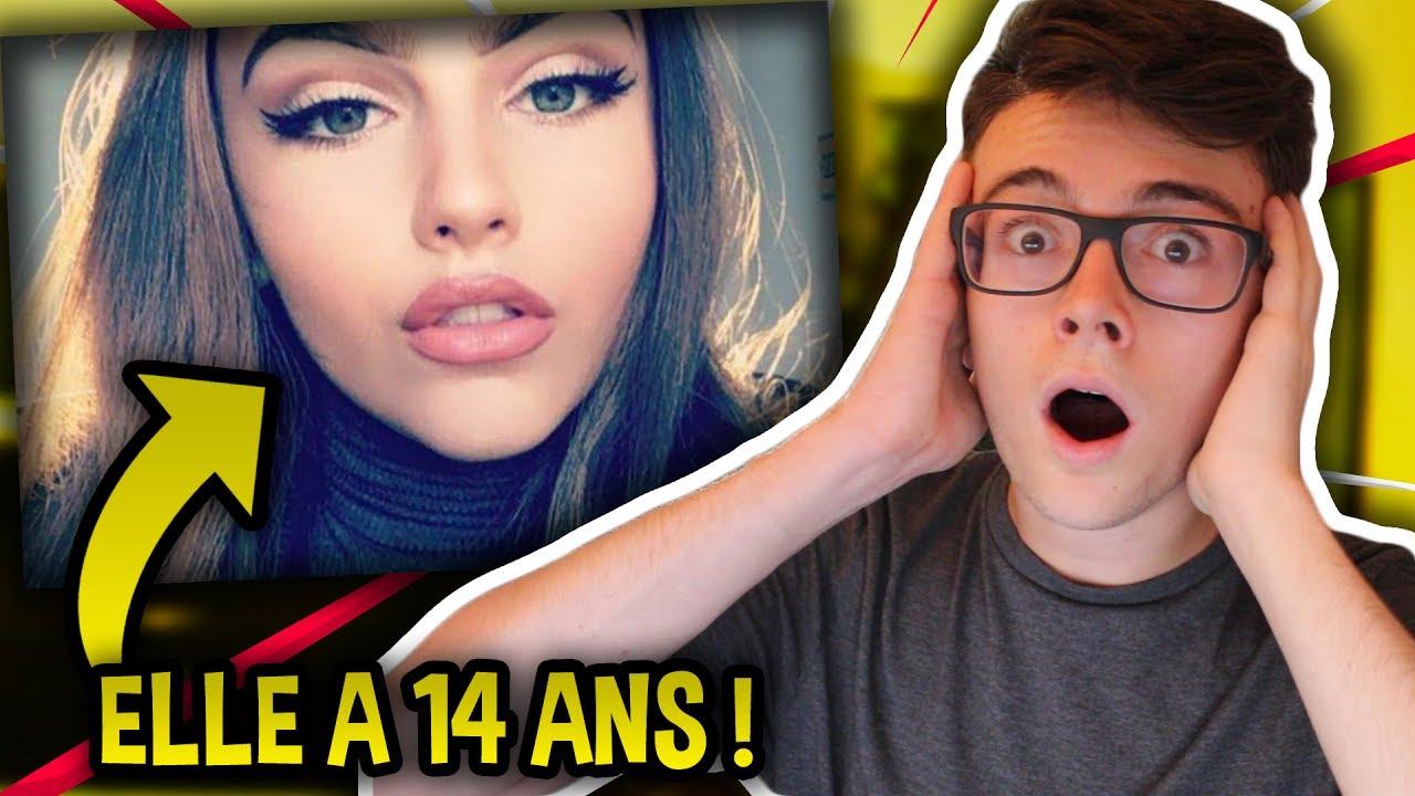 Je Devine Lâge Des Filles Guess Her Age Challenge Youtube