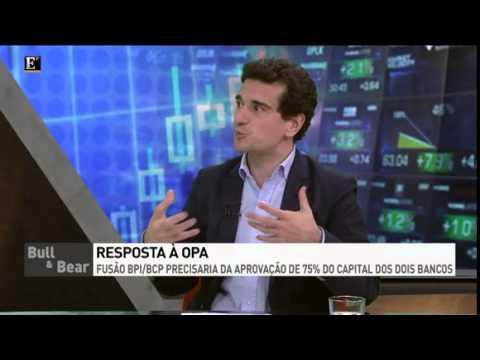 Resposta de Isabel dos Santos à OPA sobre o BPI e a reunião do BCE   Pt 1