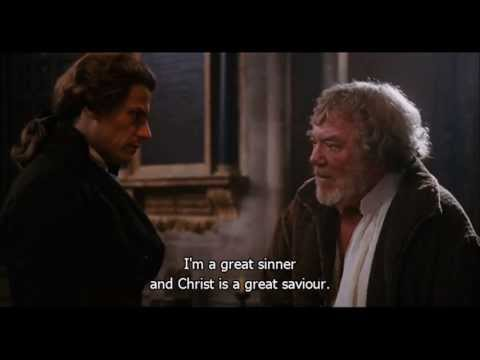 A Clip from Amazing Grace.