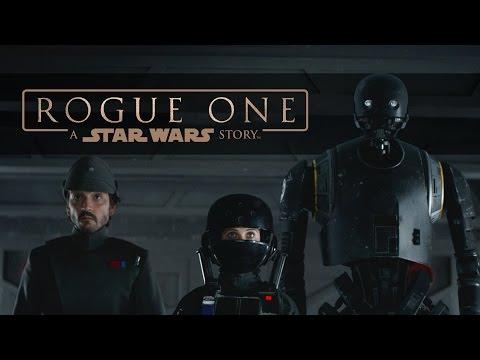 "Rogue One: A Star Wars Story ""Jyn & Cassian"" Extended TV Spot"