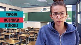 Tipovi učenika u školi | Gloria Berger
