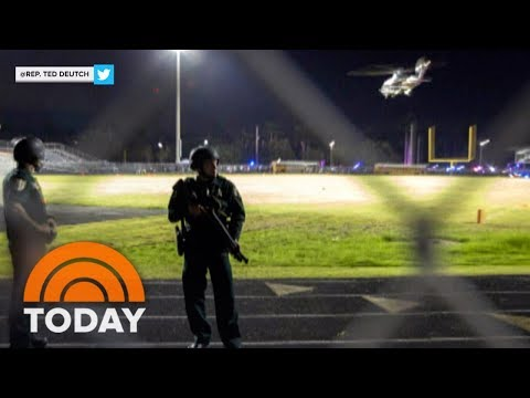 Shooting At Florida High School Football Game Leaves 2 Hospitalized | TODAY