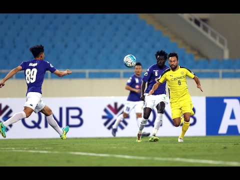 Hanoi FC vs Ceres Negros (AFC Cup 2017: Group Stage)
