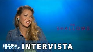 Paradise Beach - Dentro l'incubo: intervista a Blake Lively