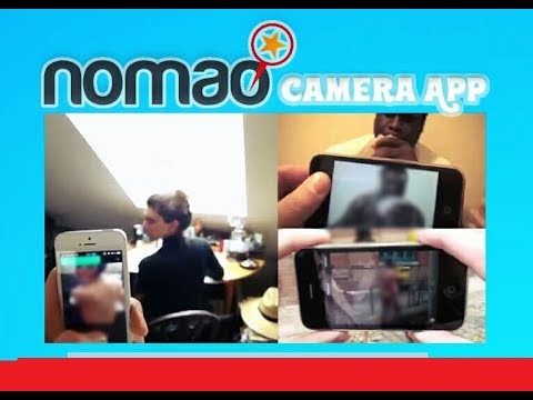 How to Use and Install Nomao Camera    (New Camera App) 2017 Download link in Mobile