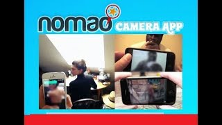How to Use and Install Nomao Camera || (New Camera App) 2017 Download link in Mobile