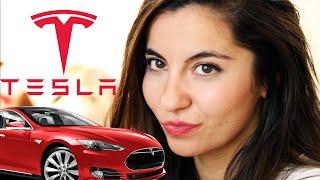 Part 1: Tesla Model S Test Drive - Wait till Autopilot!! (Periscope)