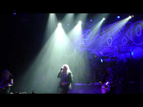 Saxon - Call to arms - live kino Šiška ( SLO) 30.5.2011