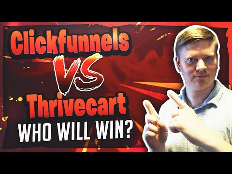Clickfunnels vs Thrivecart - Which Platform Has The Features You Need?