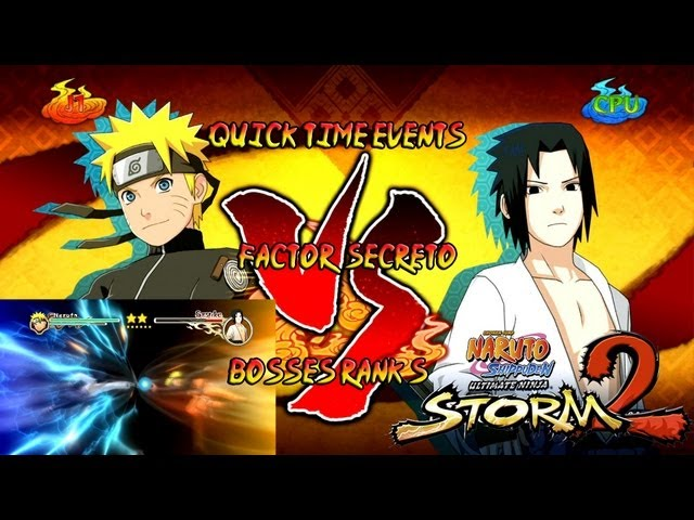 Naruto Shippuden: Ultimate Ninja Storm 3 Walkthrough + Full Burst - Naruto Ultimate Ninja Storm 2 1080p Boss 5 Sasuke Rank S | Naruto Sakura vs Sasuke Factor Secreto Videos De Viajes