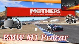 Project Cars - Oculus Rift - BMW M1 Procar