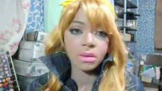 ATTEMPTED FEMALE DISGUISE SERIES: BLOND WIGS AND MEDIUM FAIR CAUCASIAN MAKE UP (PREVIEW ONLY) Thumbnail
