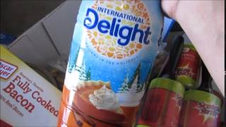 BJ's Wholesale Haul   11.11.14 Thumbnail