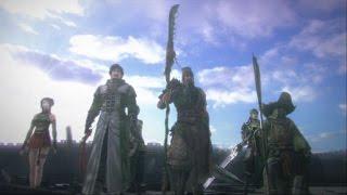 Dynasty Warriors 8 Xtreme Legends walkthrough Shu Story Part 1 Shu Tutorial