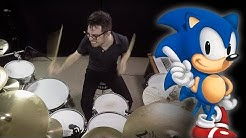 Vadrum Meets Sonic The Hedgehog (Drum Video)