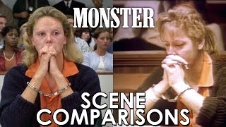 Monster (2003) - scene comparisons