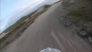 Motocross Perceneige