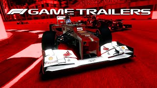 Every Codemasters F1 Game Trailer (F1 2009 - F1 2020)