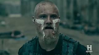 Vikings - Björn Defeated (The Battle For Kattegat Part 3) [Season 5B Official Scene] (5x20) [HD]