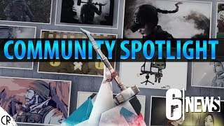 Community Spotlight - Six Invitational - 6News - Tom Clancy's Rainbow Six
