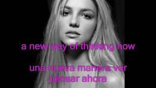 Britney Spears Unusual You subtitulos español ingles