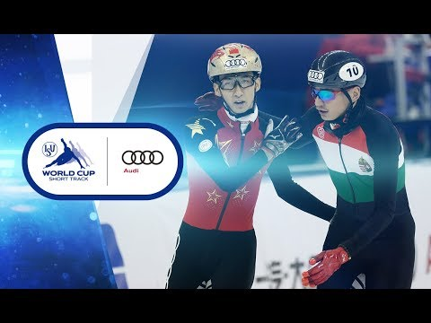 #WCShortTrack Shanghai 2017 | Audi ISU World Cup Short Track