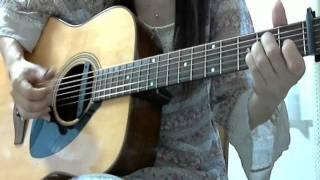 狭い弦間のTheFGでソロギターを弾いてみた」シリーズ第3弾。 「Anji」 ...