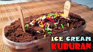 How To Making Ice Cream Kuburan
