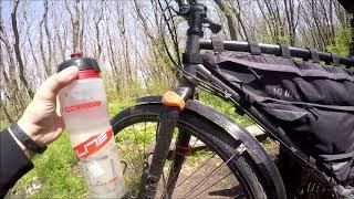 Гибридный туристический велосипед Marin Muirwoods 29ER