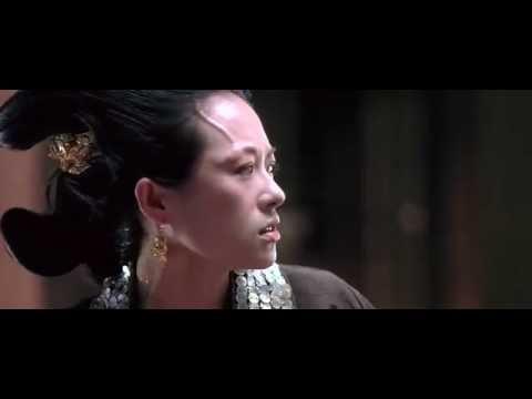 neck veins of zhang ziyi
