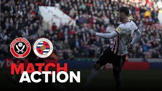 Blades 4-0 Reading - match action