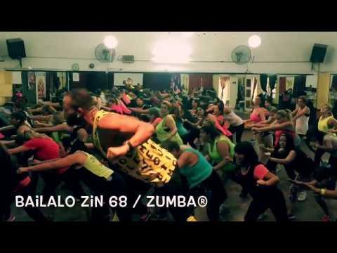 Emerson Ferreira - Bailalo / Coreografía Zumba Fitness® Armando & Heidi