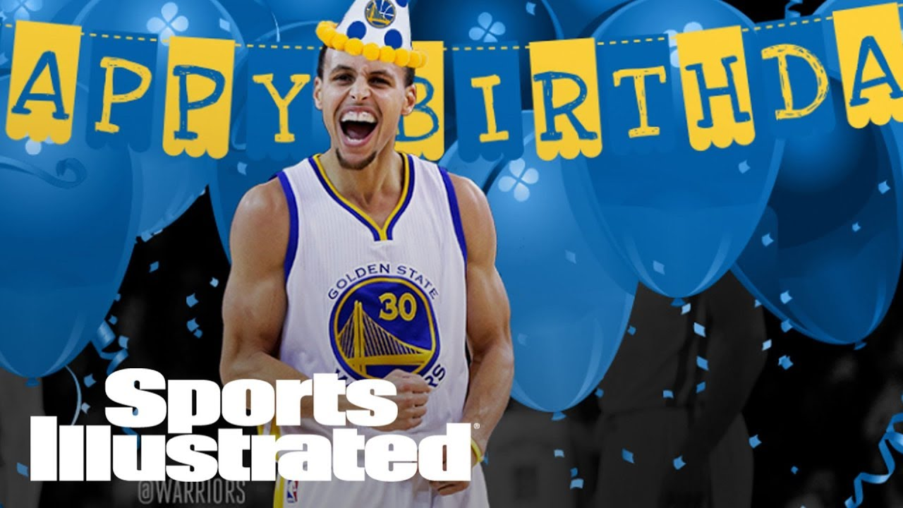 Warriors Cancel Practice After Steph Curry's Birthday Celebration
