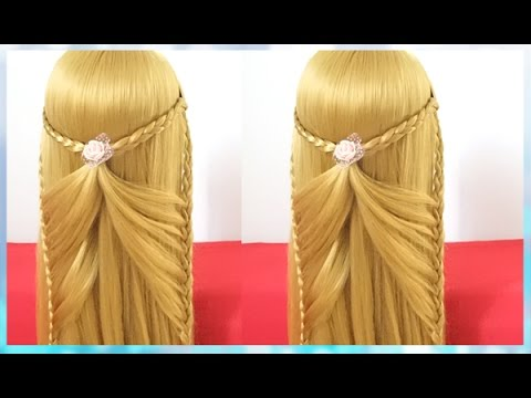 Amazing Hairstyles Tutorials Life Hacks For Girls #1 By Giang My Thailand