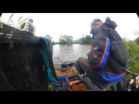 Nick Speed Fishing/ Drennan Knockout Cup Rnd 3/River Thames