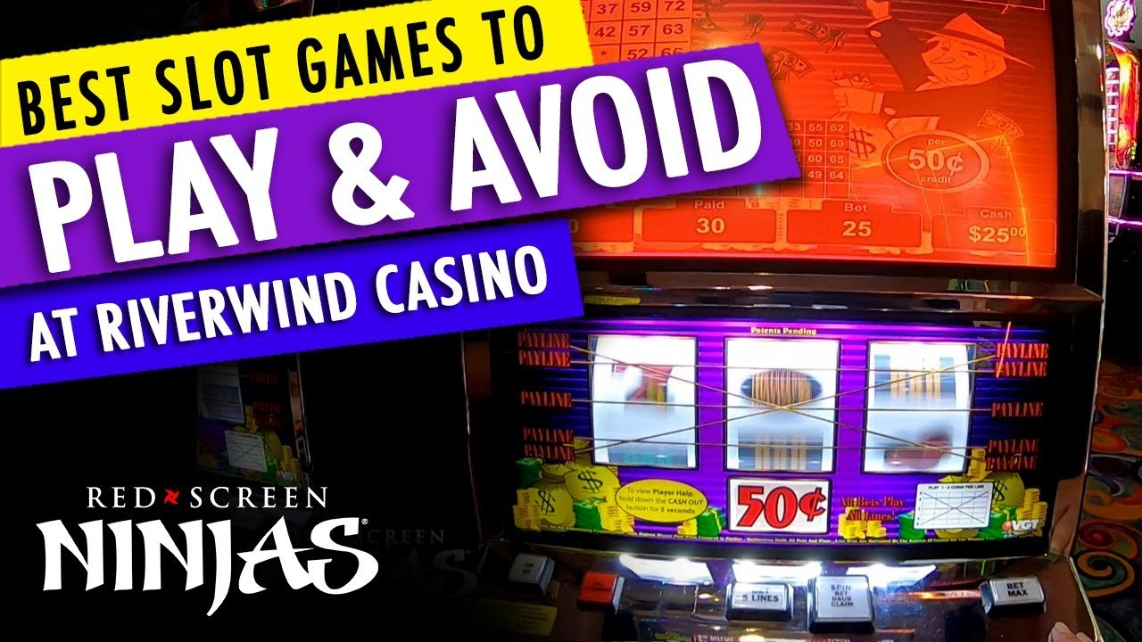 The Best Slot Machines To Play