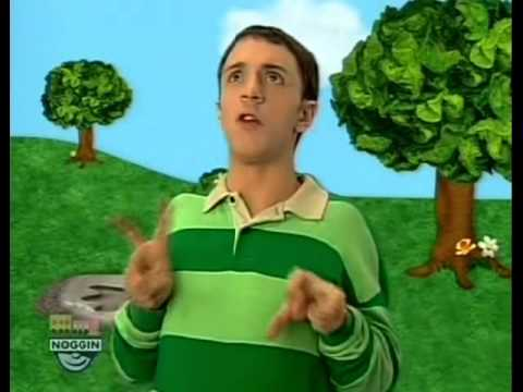 What's Wrong With Steve? (Blue's Clues)