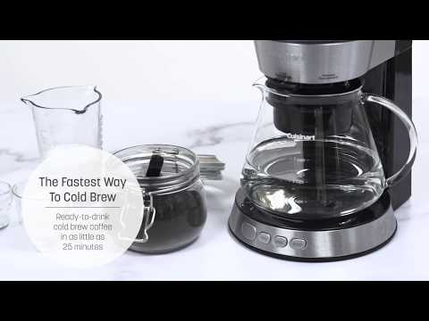 DCB10C - Cuisinart Cold Brew Coffee Maker