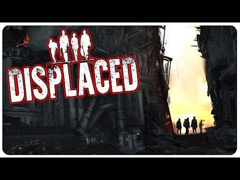 NEO Scavenger meets This War Of Mine? Awesome! | Displaced Gameplay Preview #1