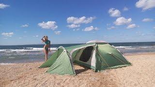 Обзор палатки Itera, Крым, 1000 бухт - Версия для смартфонов